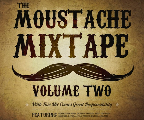 The Moustache Mixtape Volume 2 – Inspector Dubplate