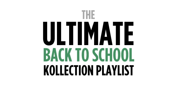The Indie K Back to School Playlist