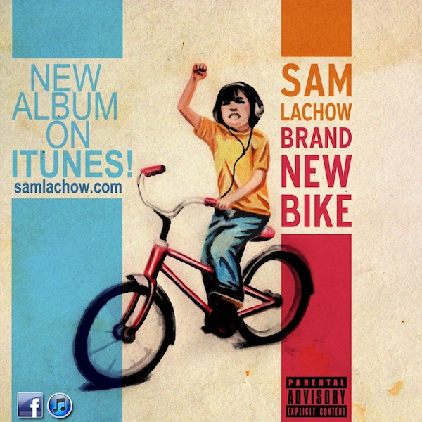 Brand New Bike ft. Ariana Deboo – Sam Lachow