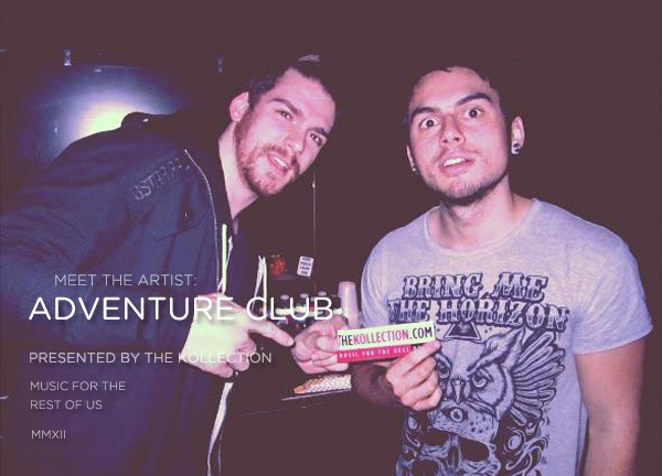 Adventure Club Interview