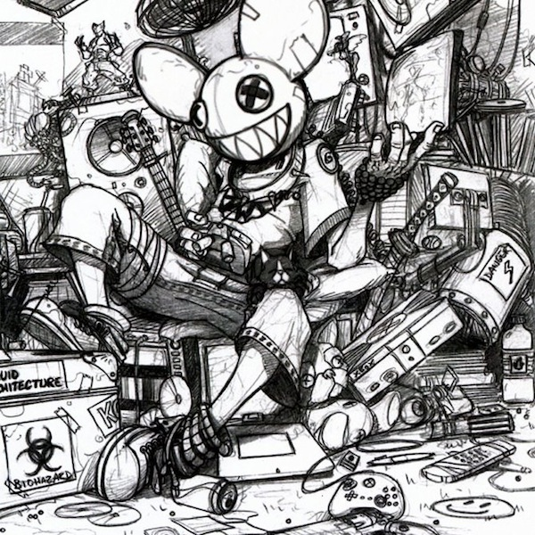 Deadmau5 Fn Pig