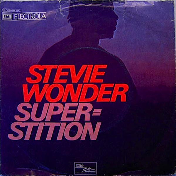 Superstition (Feat. Stevie Wonder) – Spenca