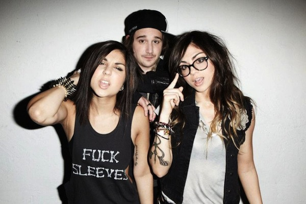 One Minute (DotEXE Remix) – Krewella