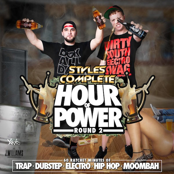 The Hour of Power 2 [Mix]- Styles & Complete