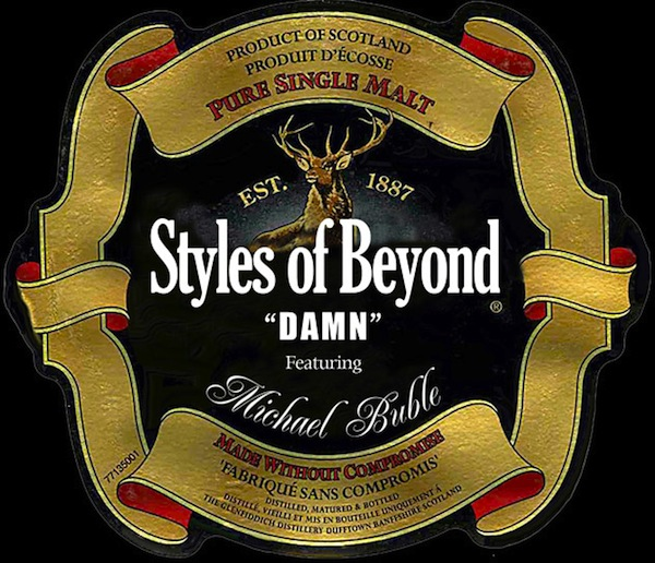 Damn – Styles of Beyond Ft. Michael Buble
