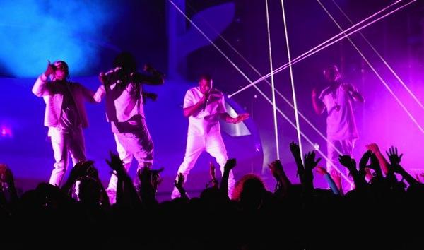 Clique – Kanye West, Big Sean & Jay Z
