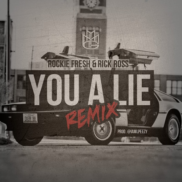 You A Lie (CRNKN & Branchez Remix) – Rockie Fresh