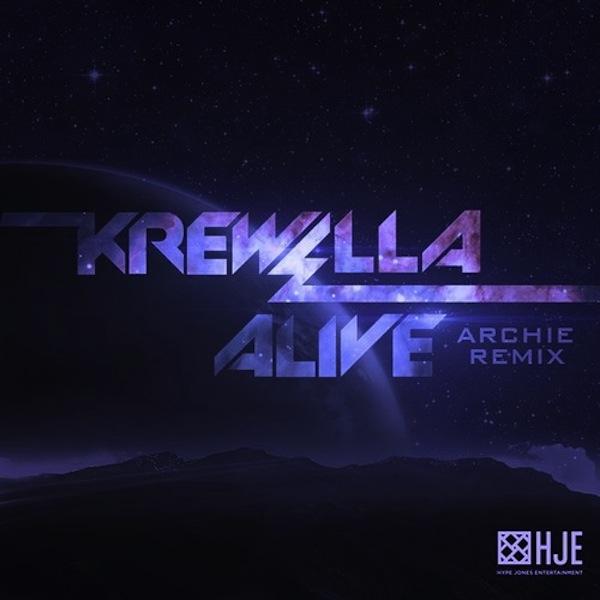 Alive (Archie Remix) – Krewella