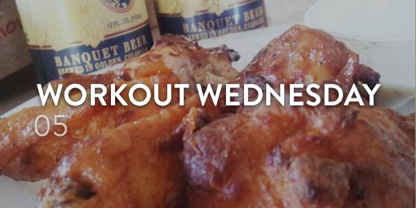 Workout Wednesday No.5