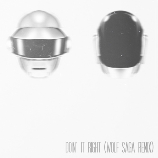 Doin' It Right (Wolf Saga Remix) – Daft Punk ft. Panda Bear