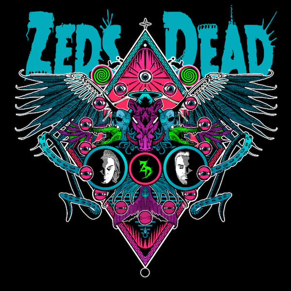 By Your Side – Zeds Dead